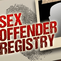 Access the Sex Offender Registry