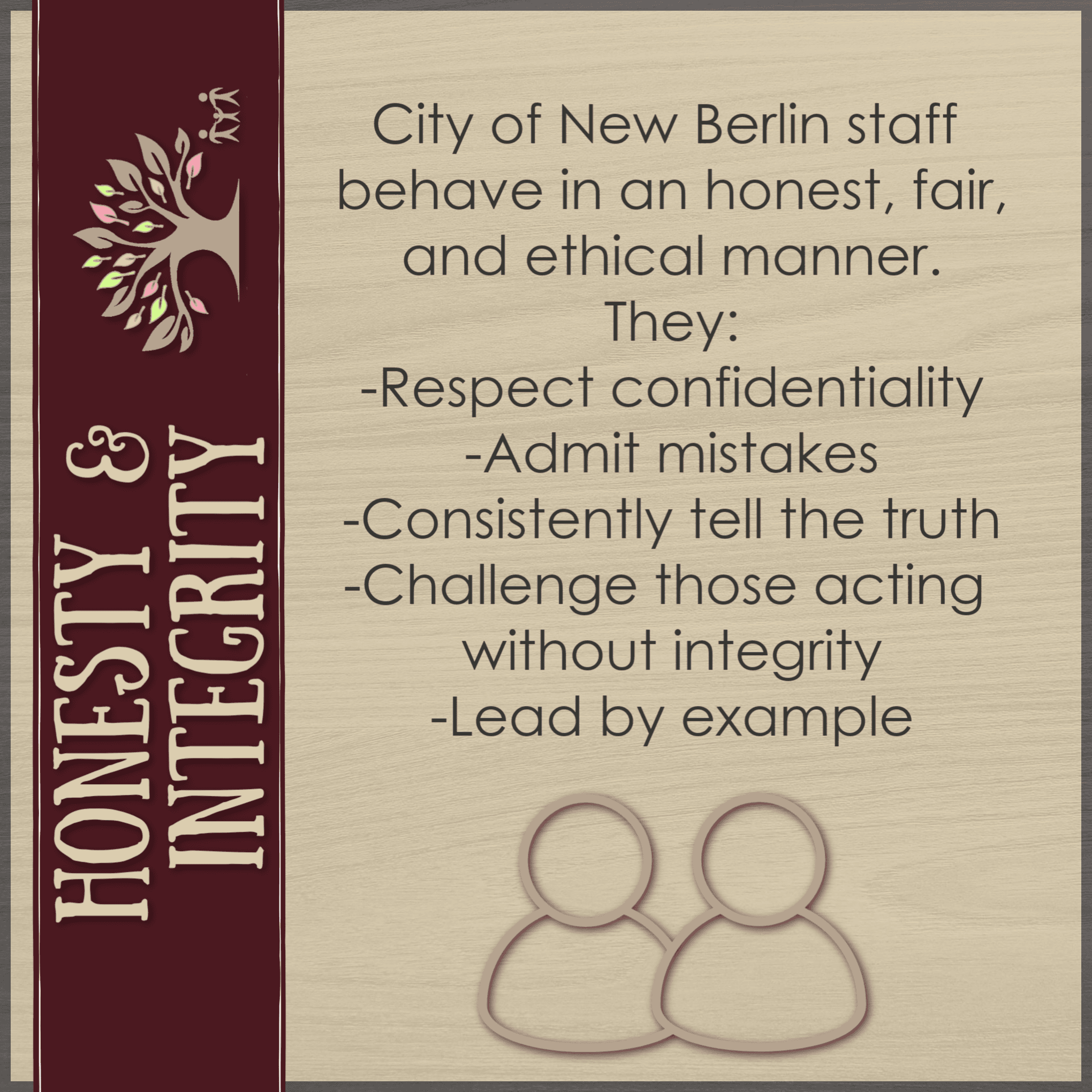 Core Competencies - Integrity and Honesty