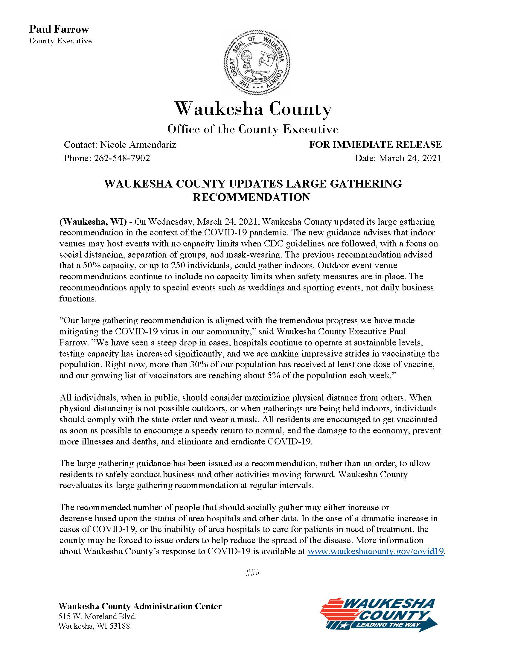 waukesha-county-large-gathering-update-news-release